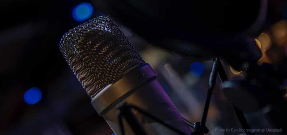 Enregistrement émission radio
